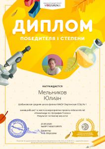 16715744-43149973-Мельников Юлиан. Диплом 1 степени